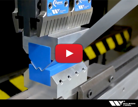 Wilson Tool Additive Bend3D Video