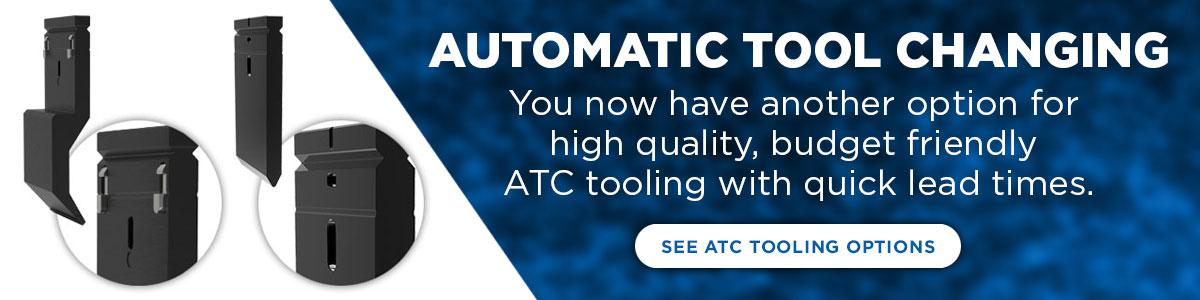 ATC Tooling Options