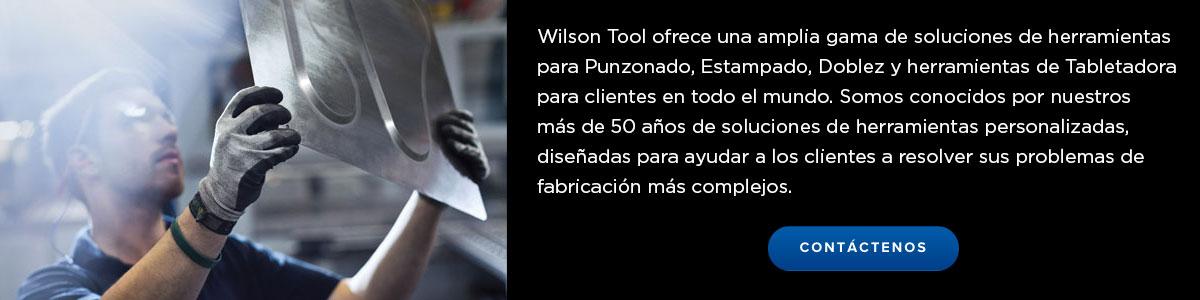 Wilson Tool Summary