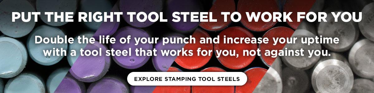 Stamping Tool Steels