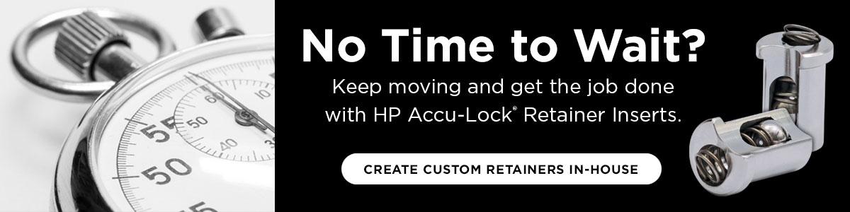 Accu Lock Retainer Inserts