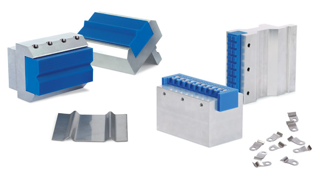 Additive Press Brake Tooling and Metal Parts