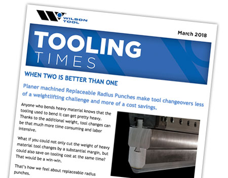 Tooling Times eNewsletter