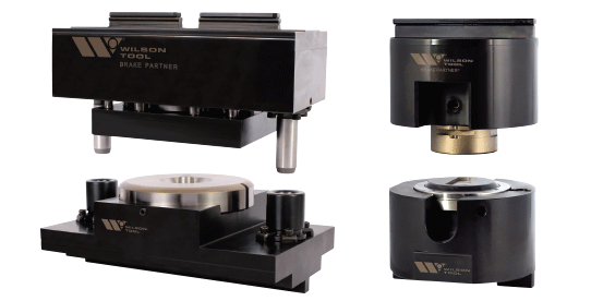 Brake Partner for thick turret and trumpf style tooling in press brake
