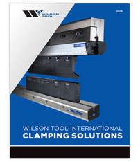 Preview image of Clamping Reference Guide