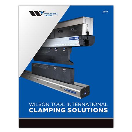 Clamping Catalog Wilson Tool Press Brake