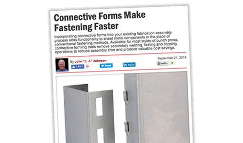 Connective Forms Article