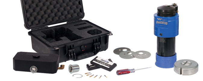 Wilson Tool QuickTap® kit for Thick Turret