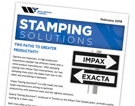 Stamping Solutions eNewsletter