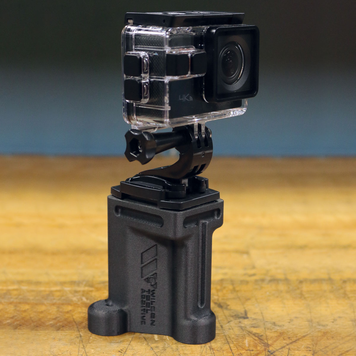 additive go pro holder