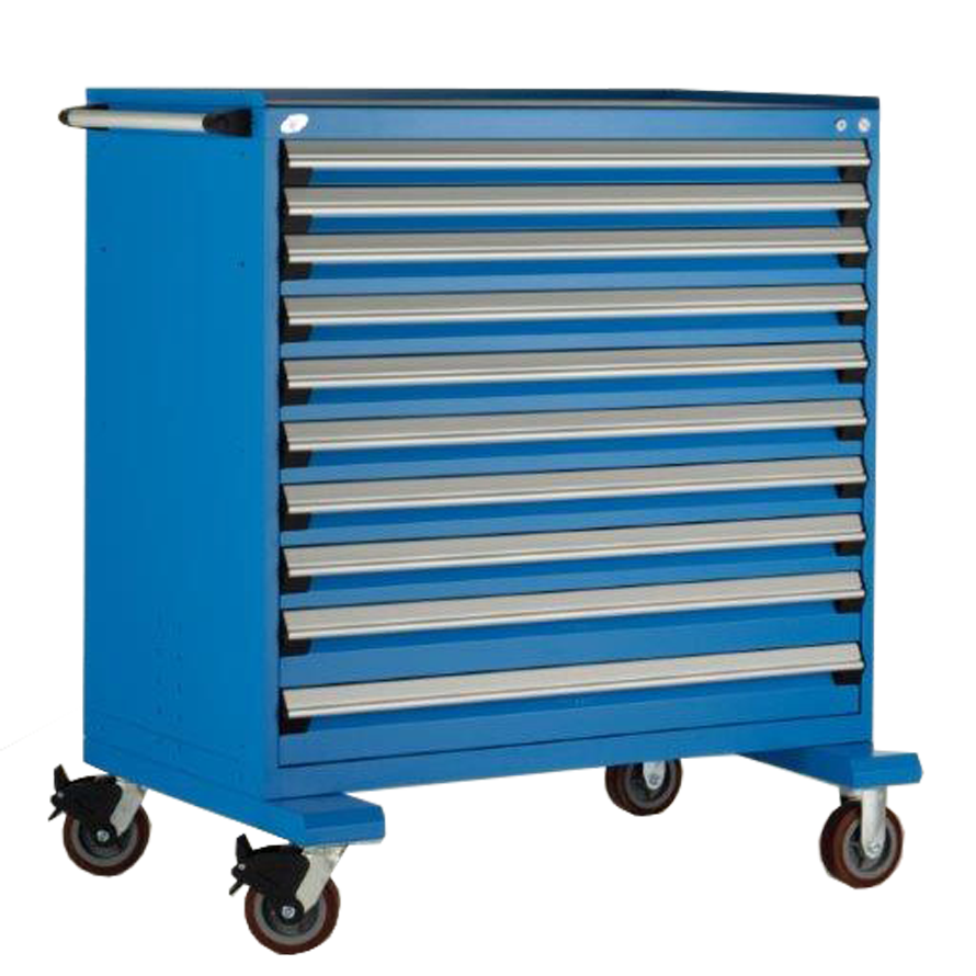 Horizontal Storage Cabinet