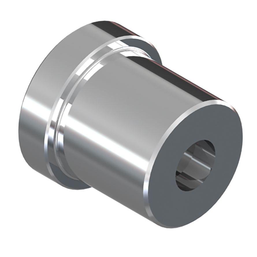 Impax Headed Counterbore Relief Die - Inch