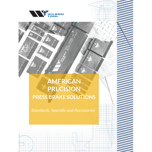 American Precision Press Brake Tooling
