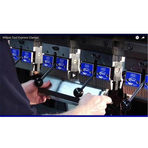 Video Express Clamping System®