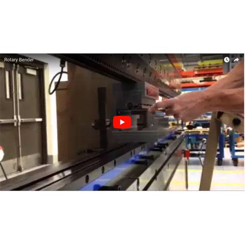 Rotary Bender Video