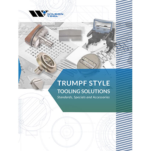 Trumpf-Style Tooling Solutions Catalog