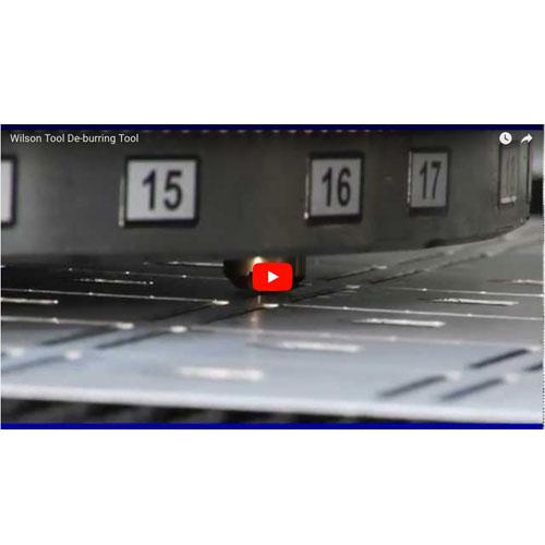 De-Burring Video