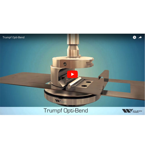 Trumpf Opti-Bend® Video