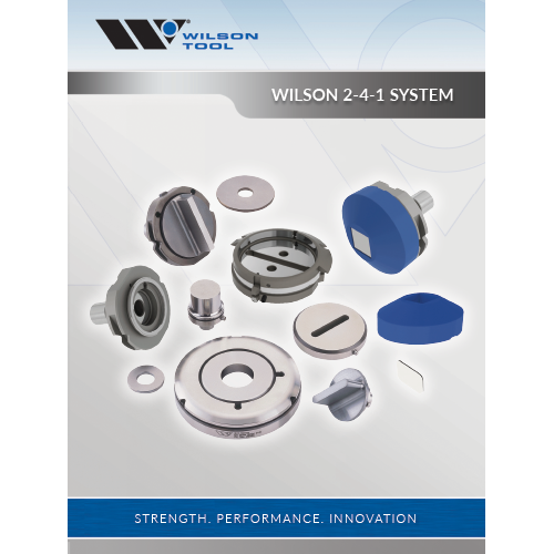 2-4-1 Tooling System Brochure