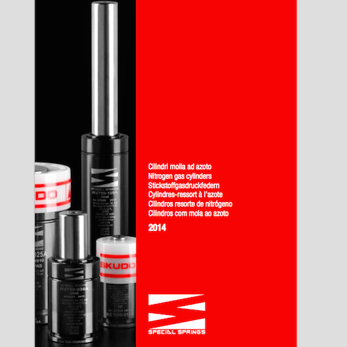 Special Springs Nitrogen Cylinders Catalog