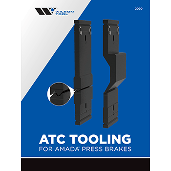 ATC Tooling for Amada® Press Brakes