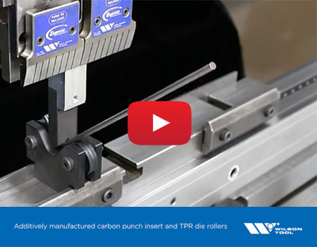 Wilson Tool International | Offering Customized Tooling