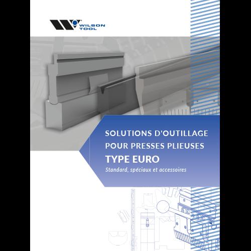 Catalogue outillage type Euro
