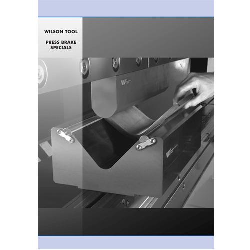 Press Brake Specials Catalogue