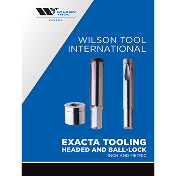 Exacta Tooling Headed and Ball-Lock (Inch and Metric)