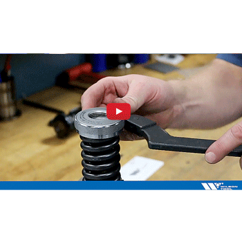 Video preview Wilson Tool EZ set punch