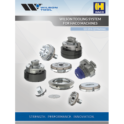 Haco Tooling System