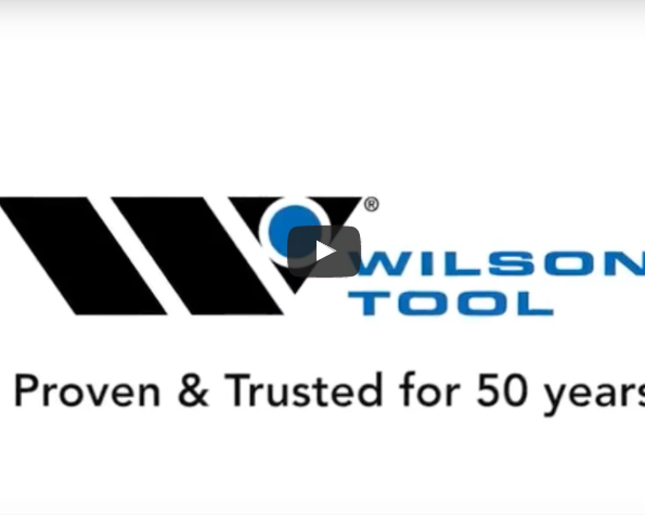 Wilson Tool Tableting. A New Option Video