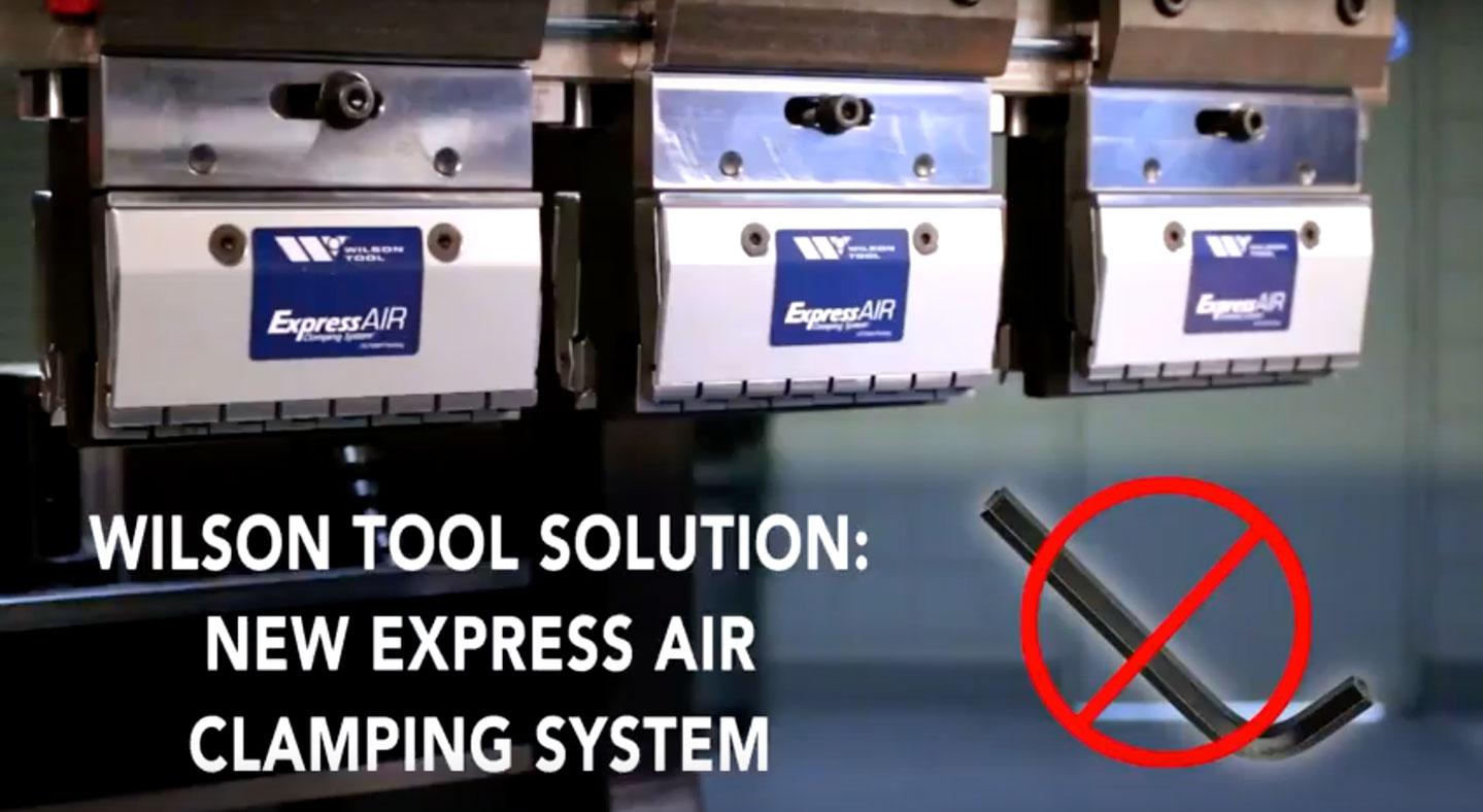Video – Express Clamp Stempelhalter