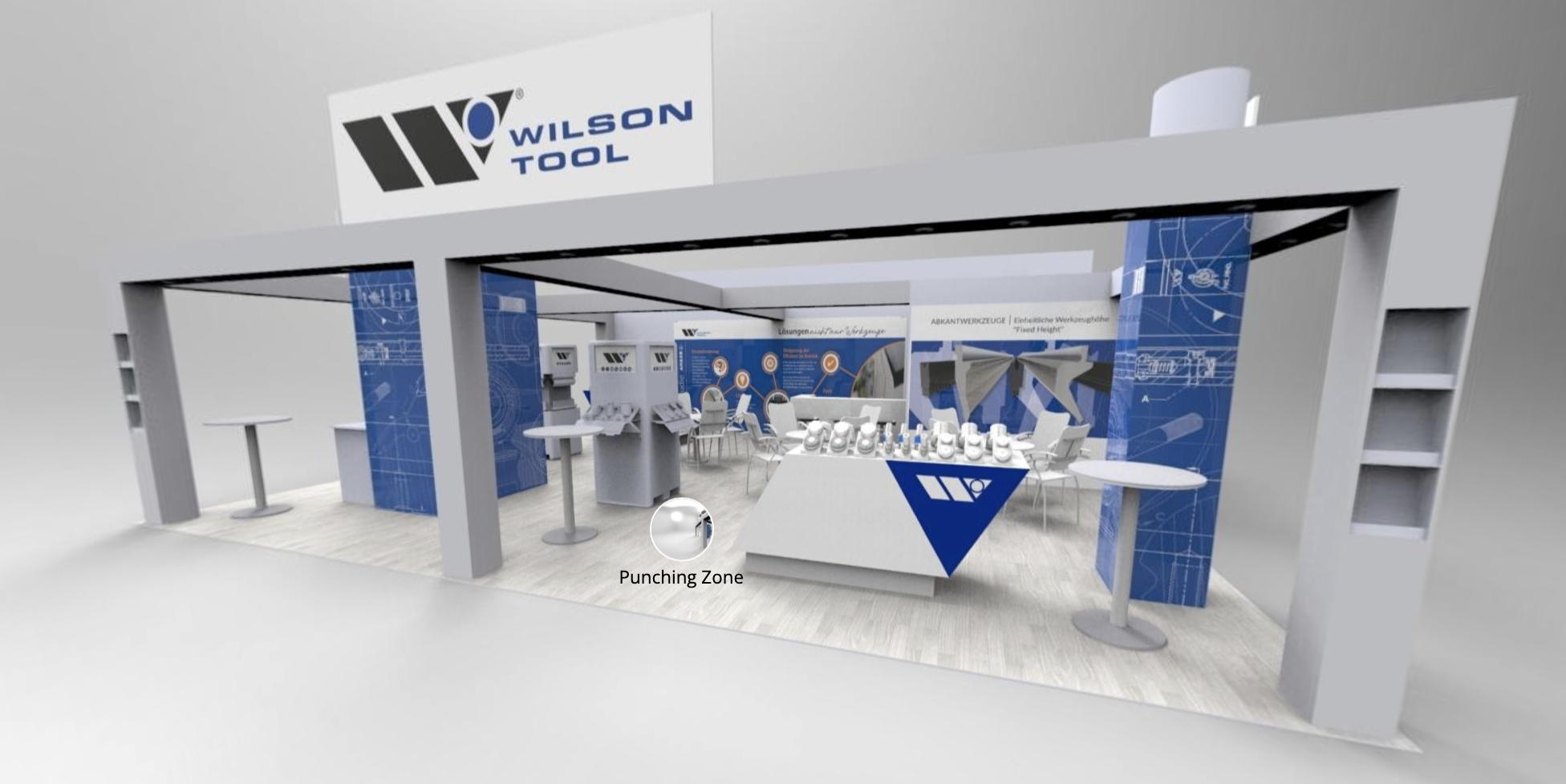 BlechExpo 2021 Virtual Stand