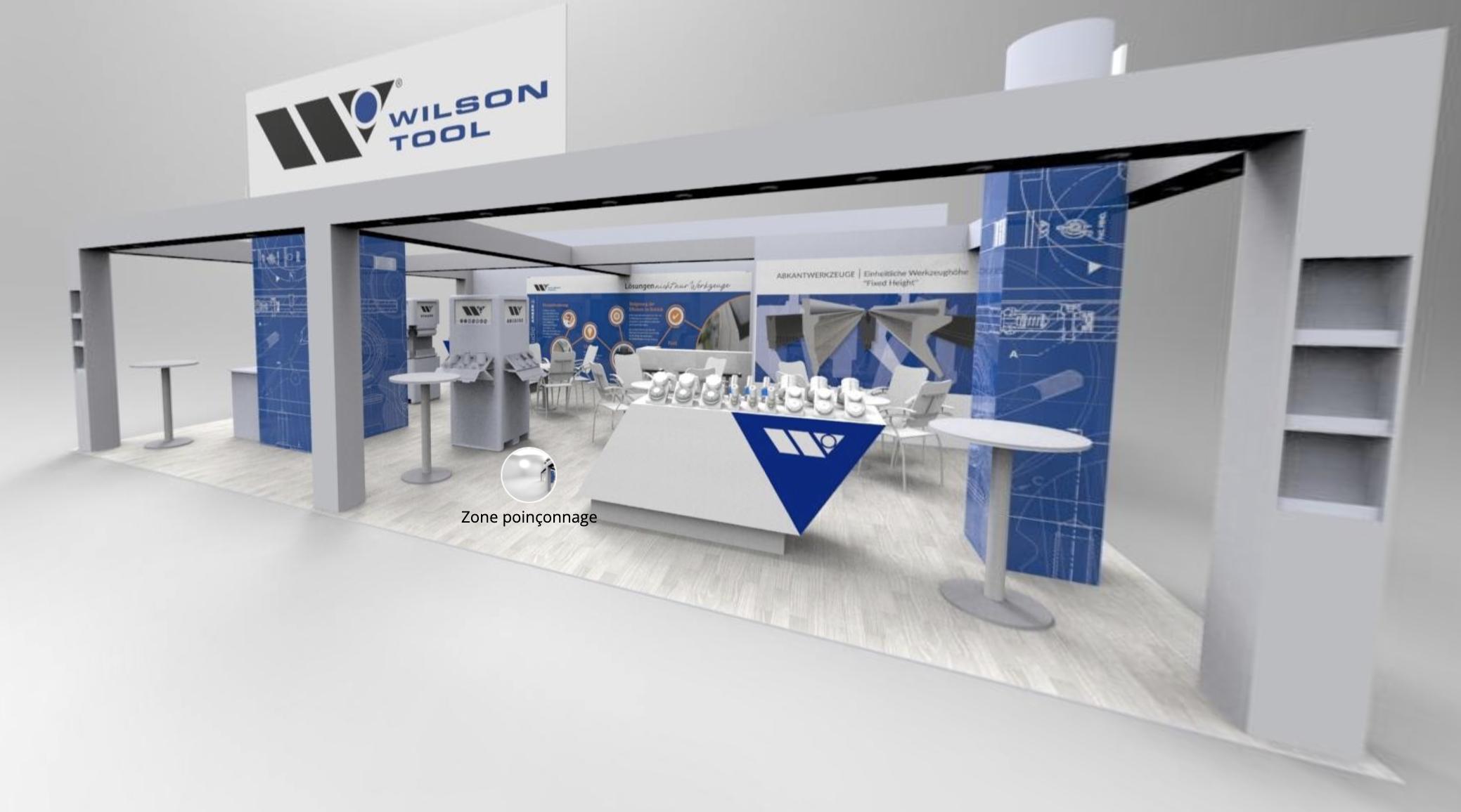 Salon virtuel BlechExpo 2021