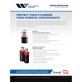 Spring Protection Flyer