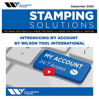 Stamping Solutions e-Newsletter September 2020