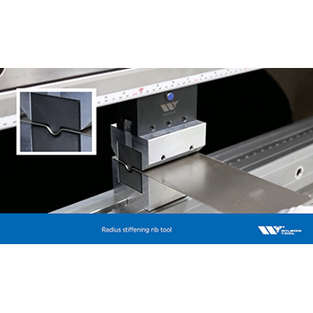 Bend3D™ Stiffening Rib Application