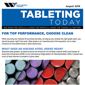 Tableting Today e-Newsletter August 2019