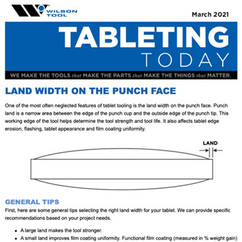 Tableting Today March 2021