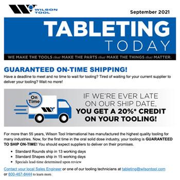 Tableting Today September 2021 Thumbnail