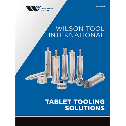 Wilson Tool Tablet Tooling