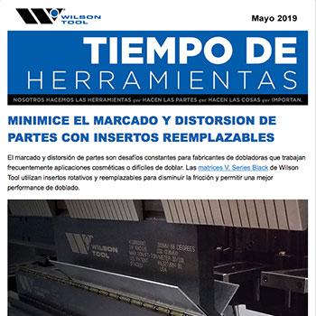 Tiempo de Herramientas Mayo 2019