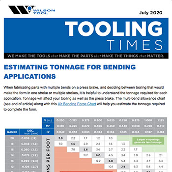 Tooling Times e-Newsletter July 2020