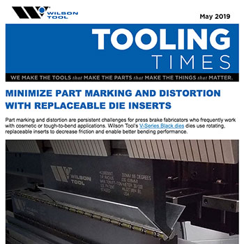 Tooling Times e-Newsletter May 2019