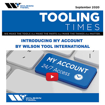 Tooling Times e-Newsletter September 2020
