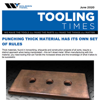 Tooling Times e-Newsletter June 2020