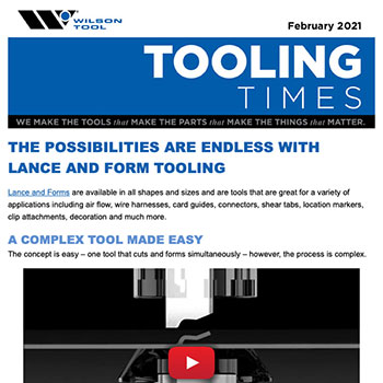 Tooling Times February 2021