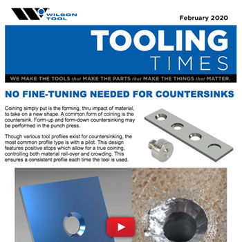 Tooling Times e-Newsletter February 2020