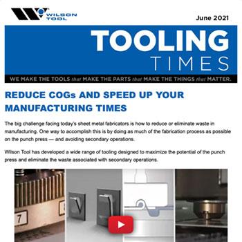 Tooling Times e-Newsletter June 2021